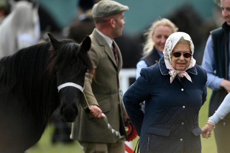 Royal Windsor Horse Show, London, United Kingdom - 11 May 2018