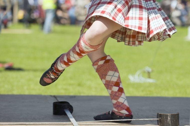 Stonehaven Highland Games, Stonehaven, Aberdeenshire, Scotland, Britain - 17 Jul 2011