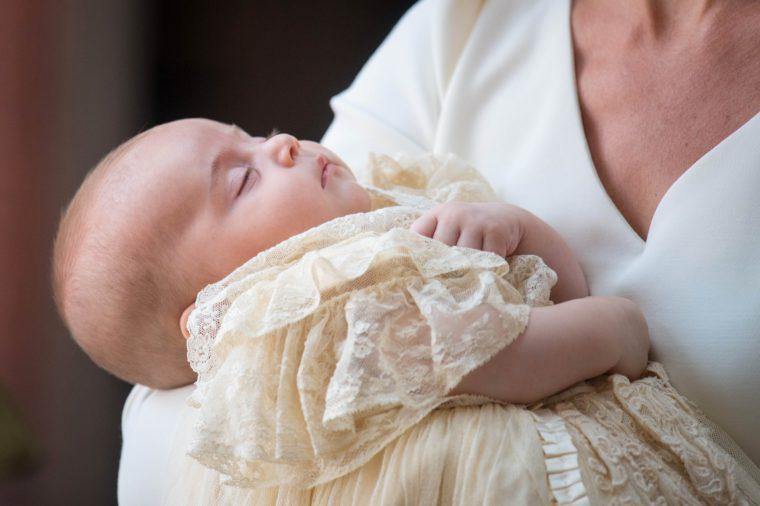 The Christening of Prince Louis, London, UK - 09 Jul 2018