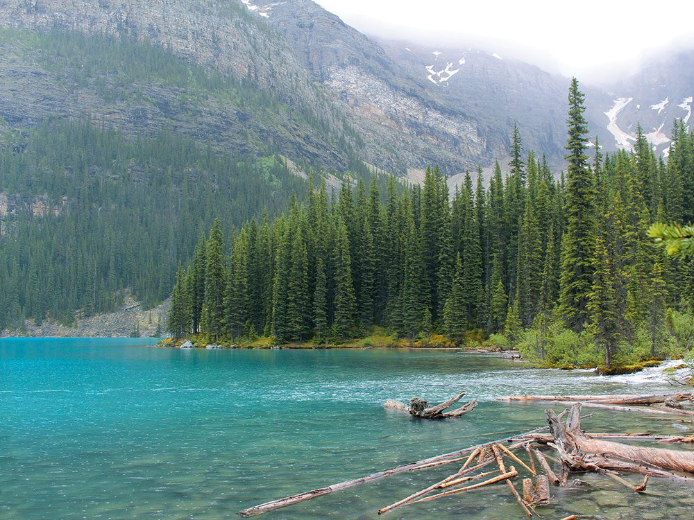 Trip to Alberta - Moraine Lake