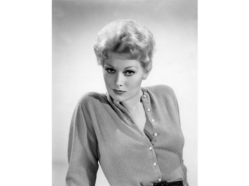 Kim Novak in the 1950s