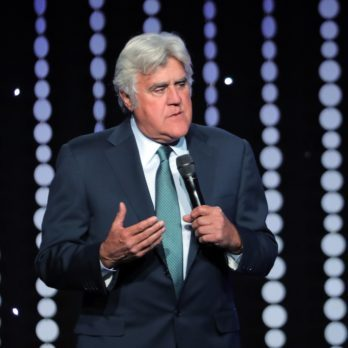 The Health Issue Jay Leno Is Speaking About for the First Time