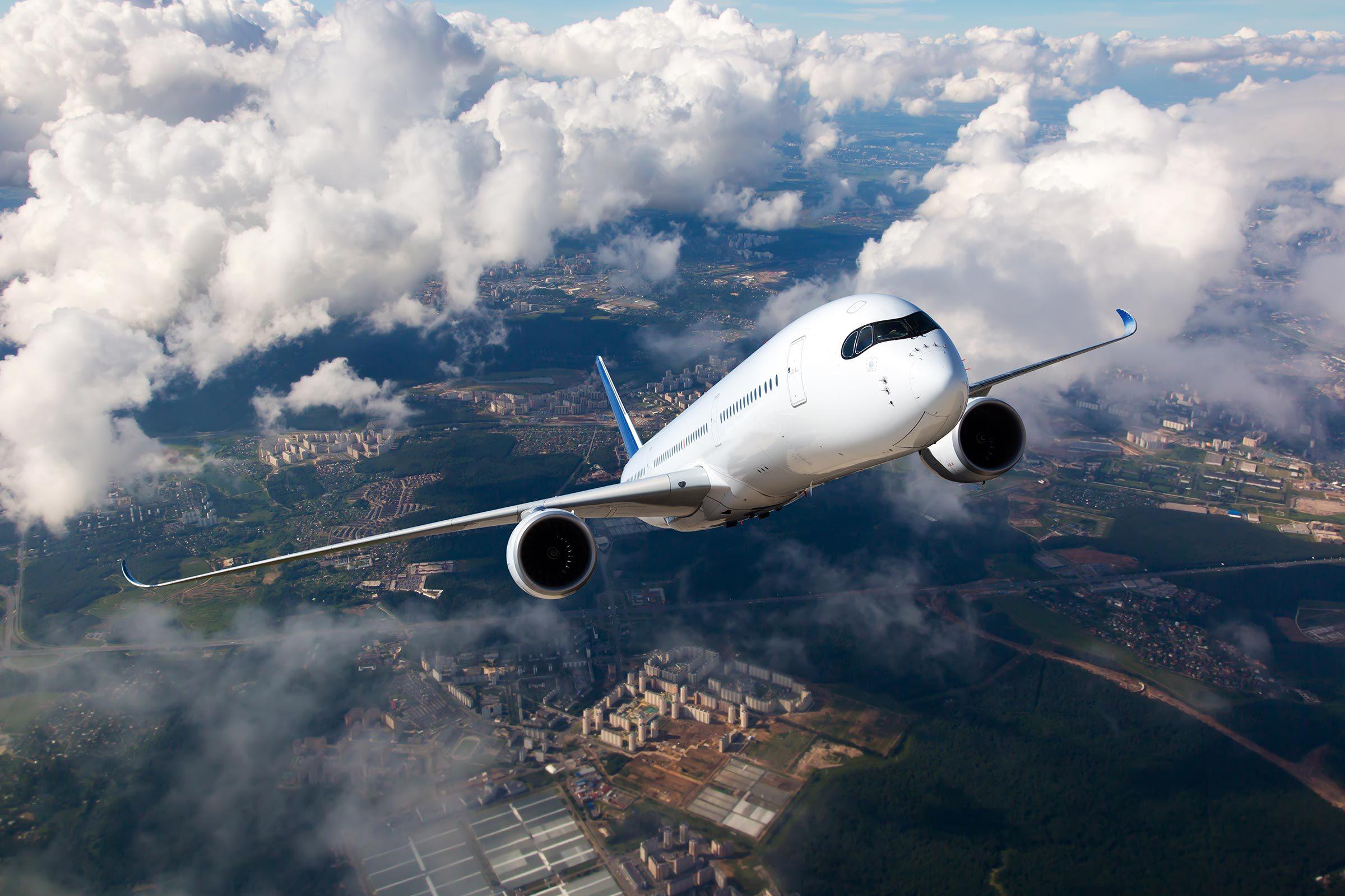 airplane takeoff