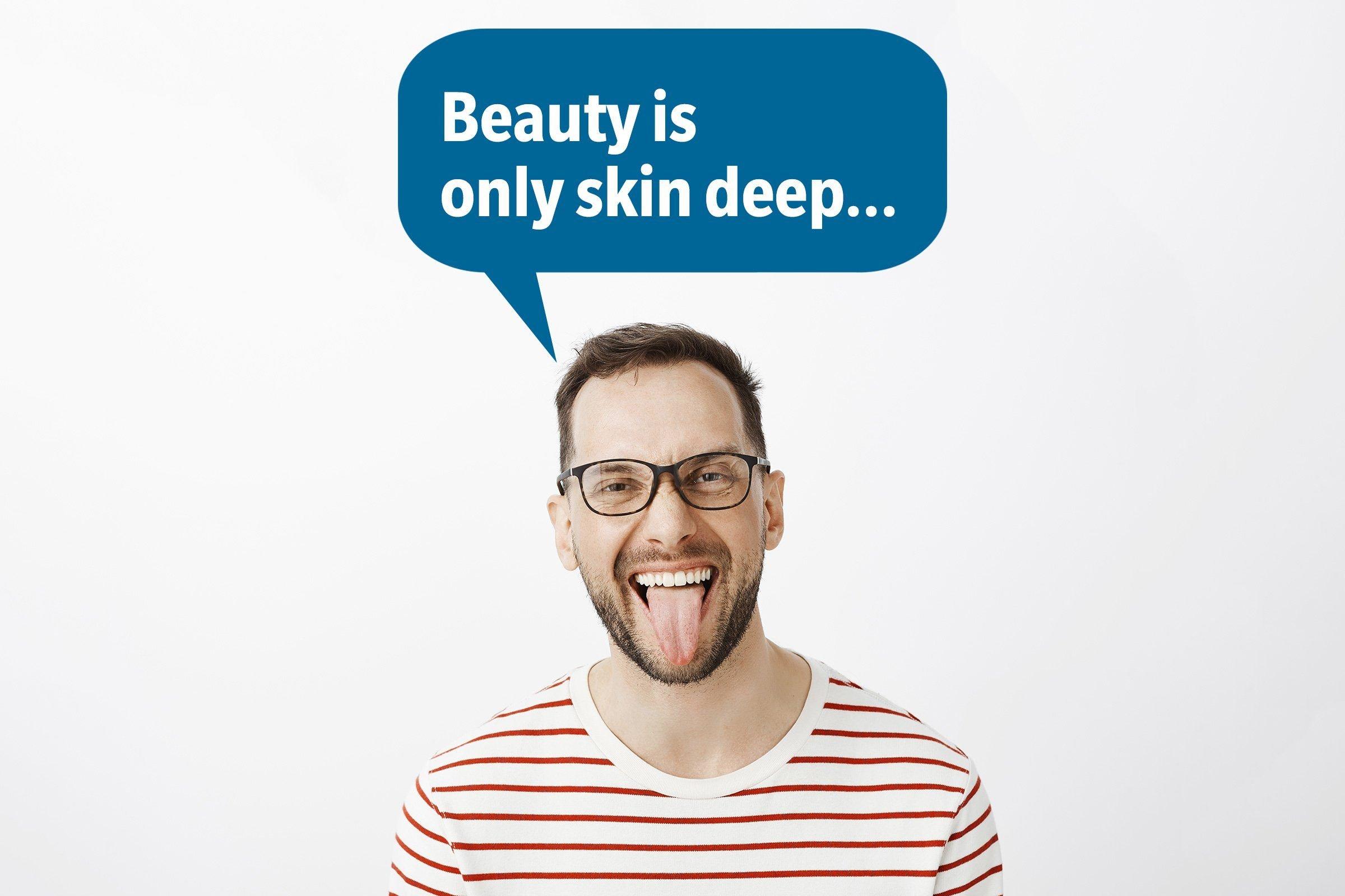 good comeback beauty skin deep