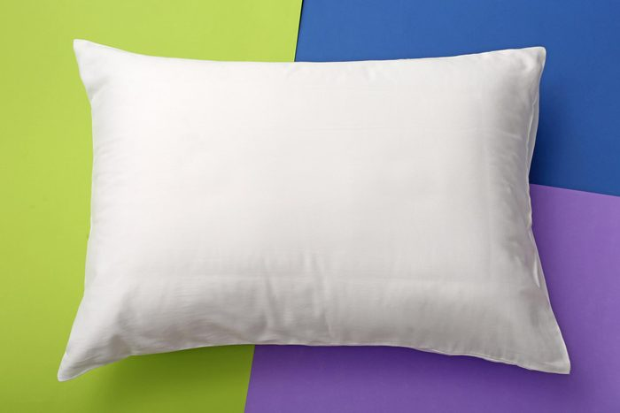 how to improve your memory every day - pillow