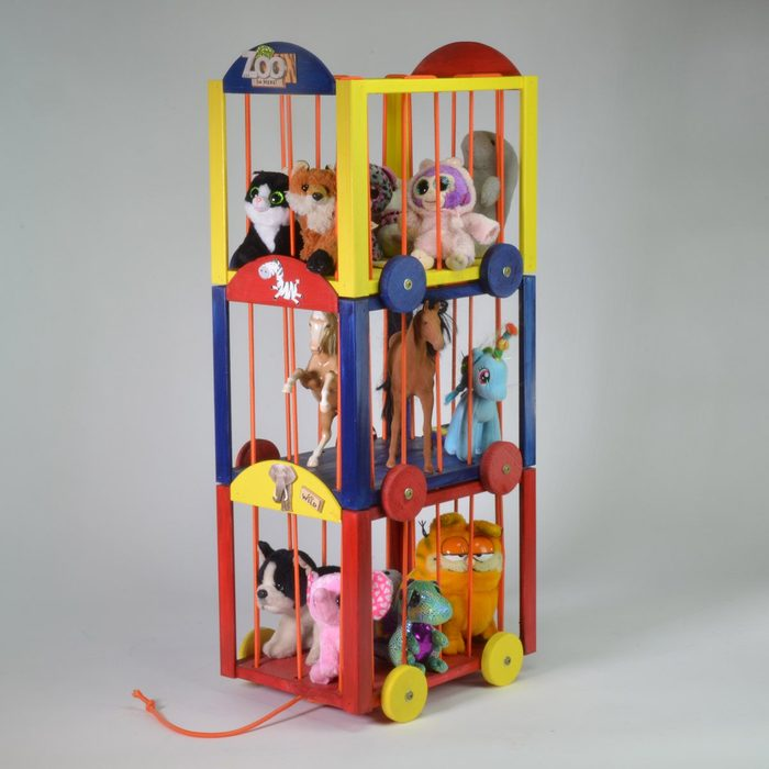 circus train featured bungee cord