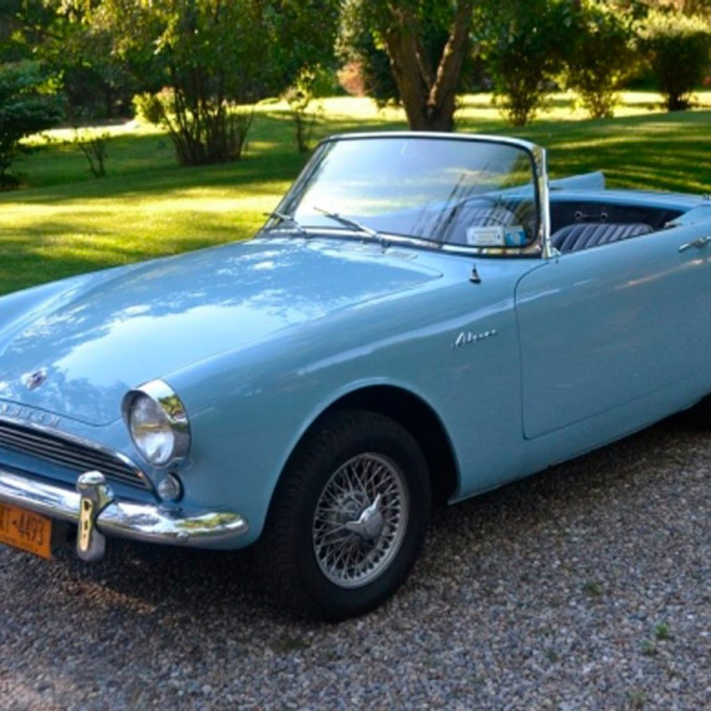 Sunbeam Alpine Series