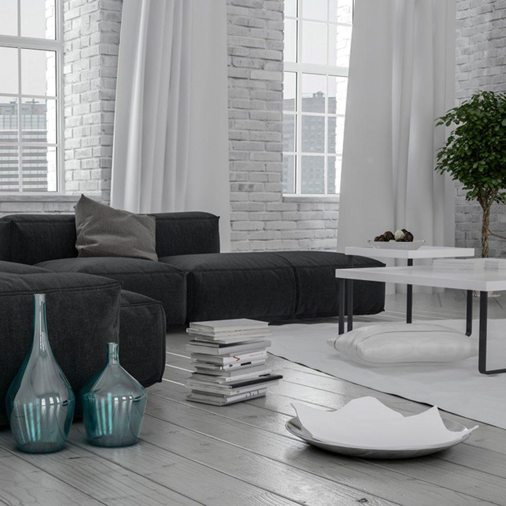 Small Room Ideas: Monochromatic Color