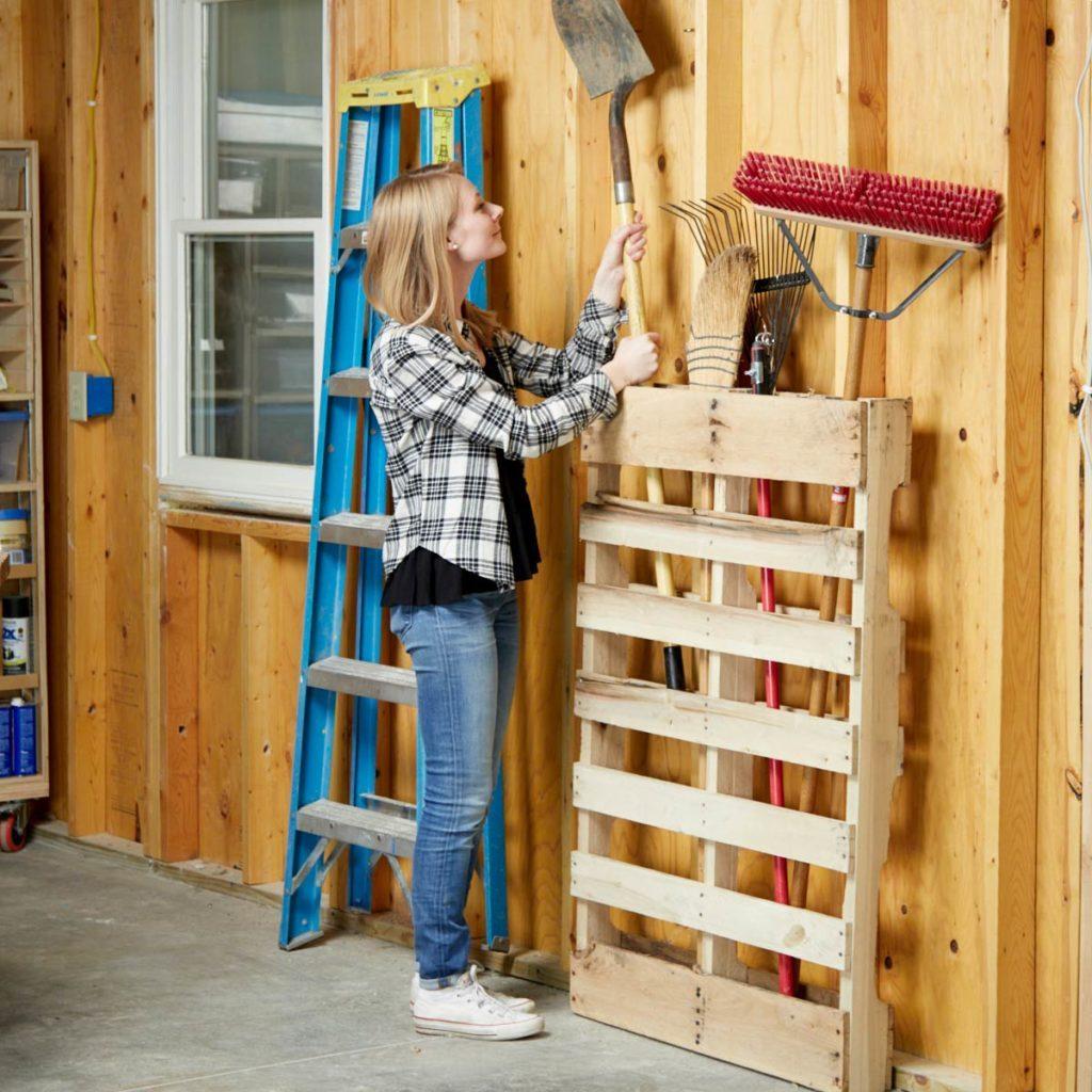 Yard tool hacks