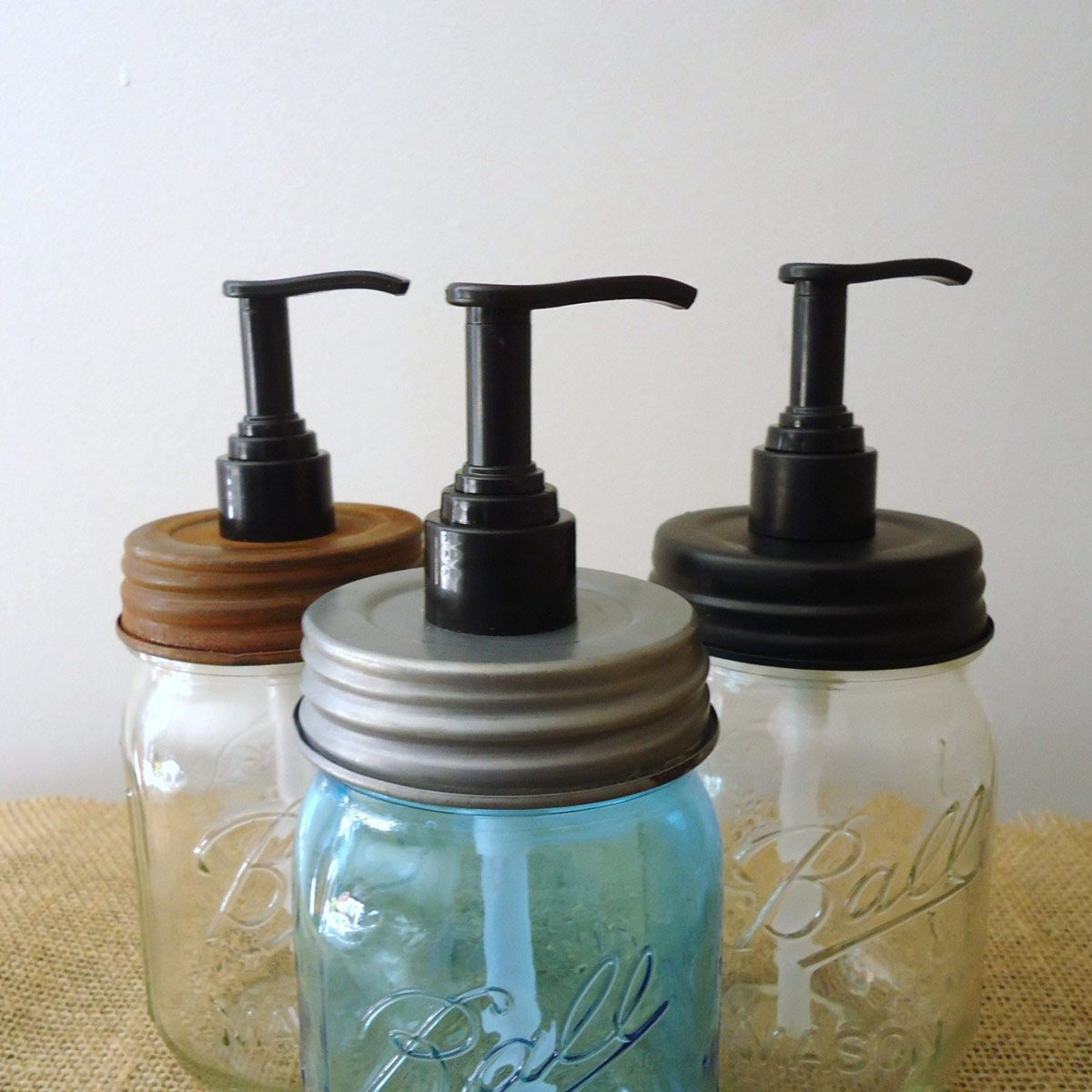 Mason Jar lotion