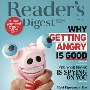 Inside the June 2019 Issue of Reader's Digest Canada