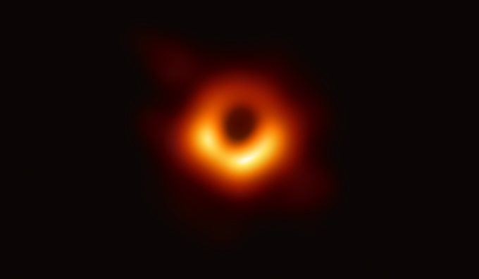 first image of a Black Hole, Space