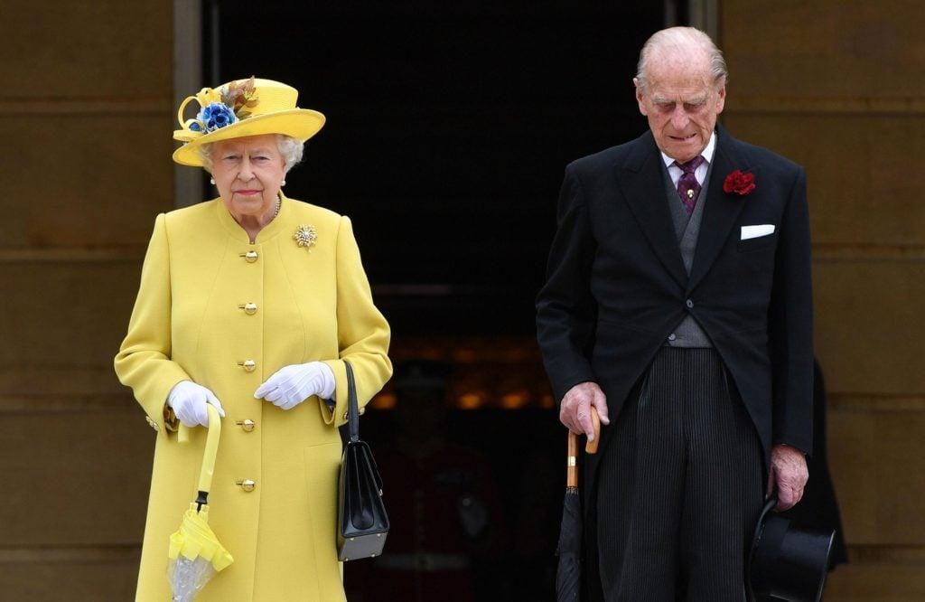 Buckingham Palace Garden Party, London, UK - 23 May 2017