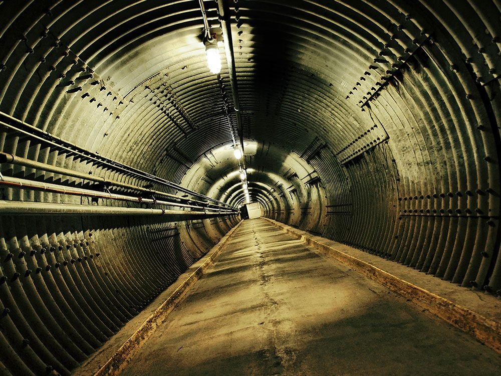 Canadian attractions - Diefenbunker
