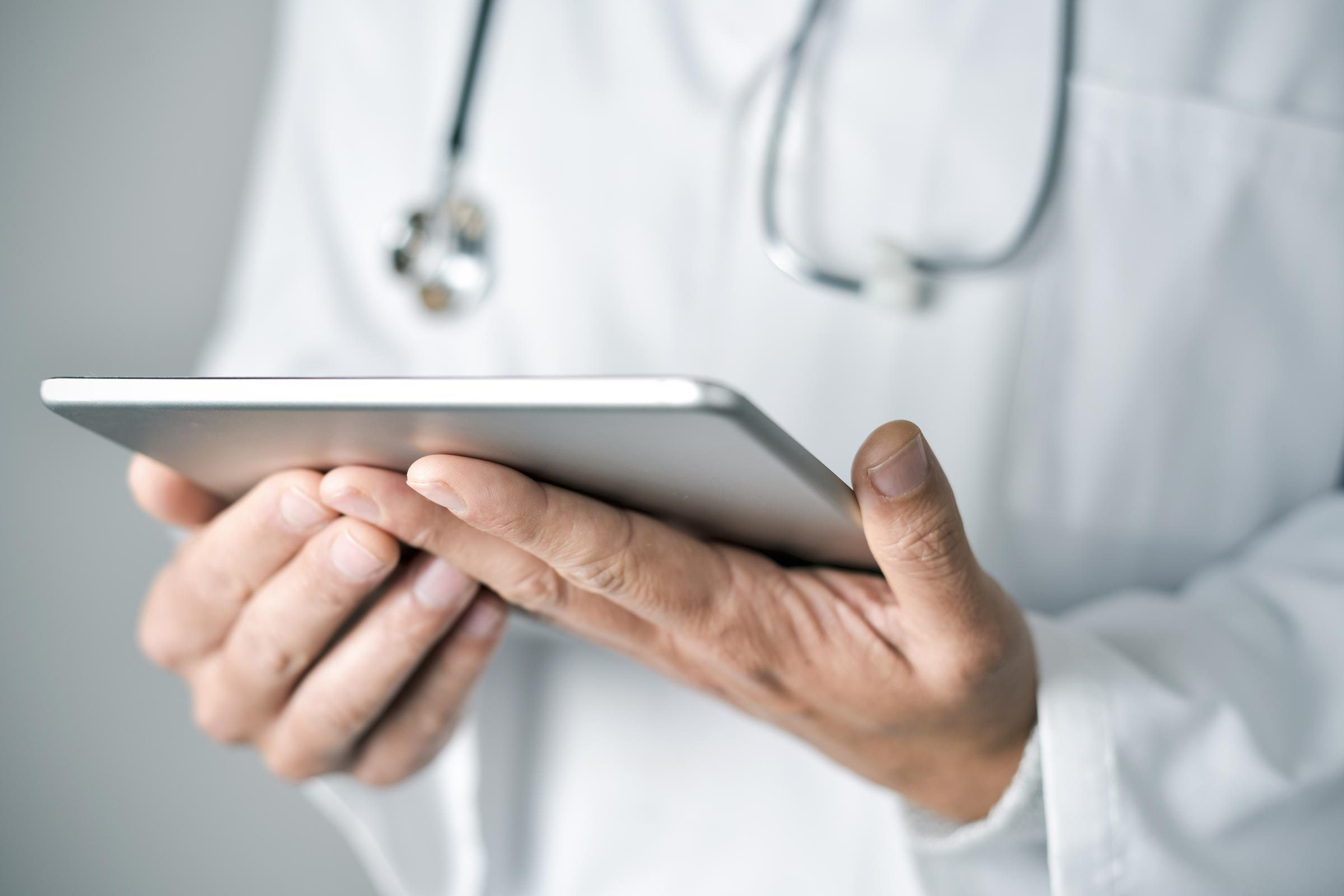 doctor tablet