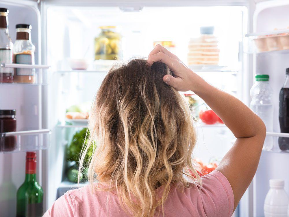 Hormone imbalance symptoms - hunger