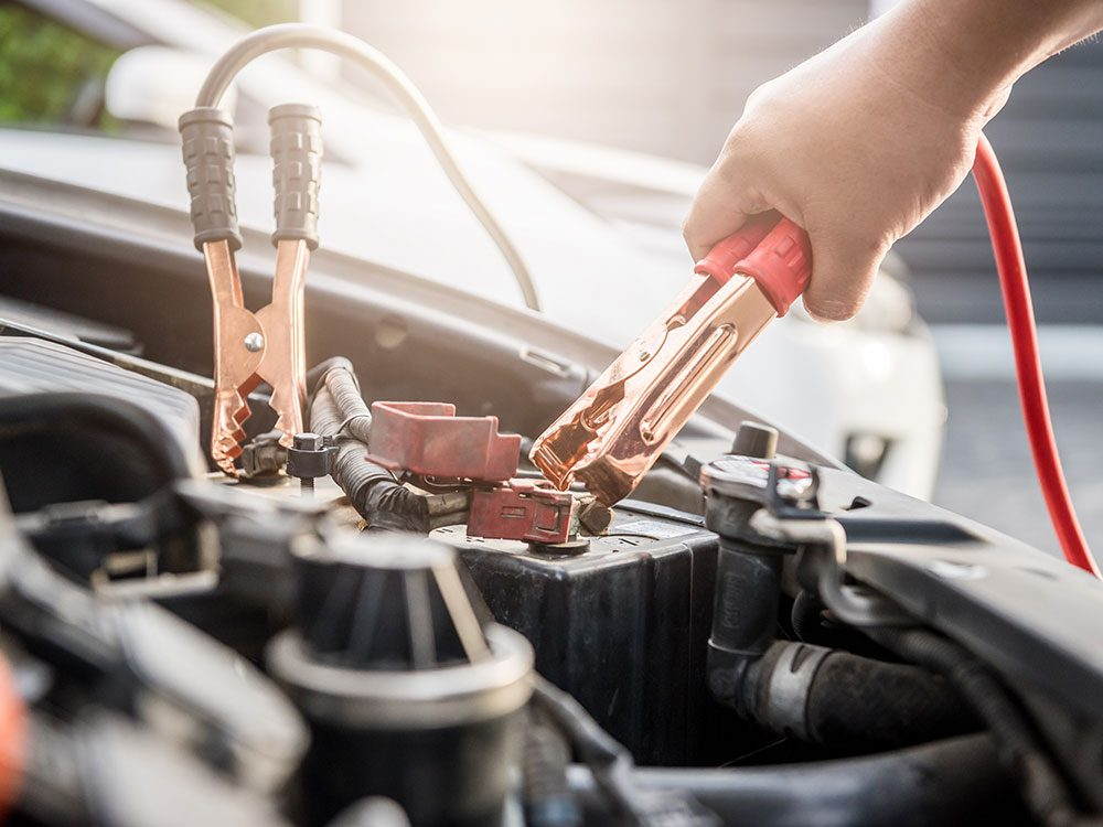 How to Jump Start a Car - Step By Step | Reader's Digest Canada