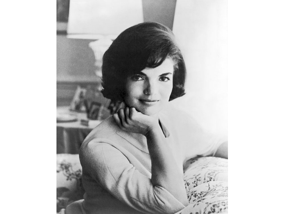 Jackie Kennedy in 1961