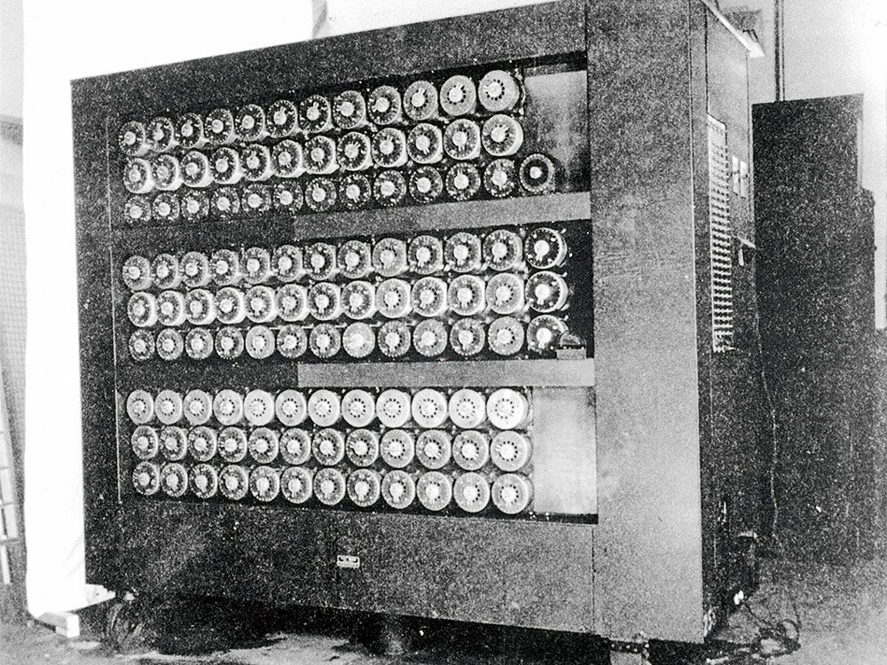 The British bombe