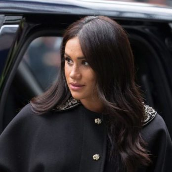 Why Meghan Markle Won't Be Taking Photos After Her Baby's Birth