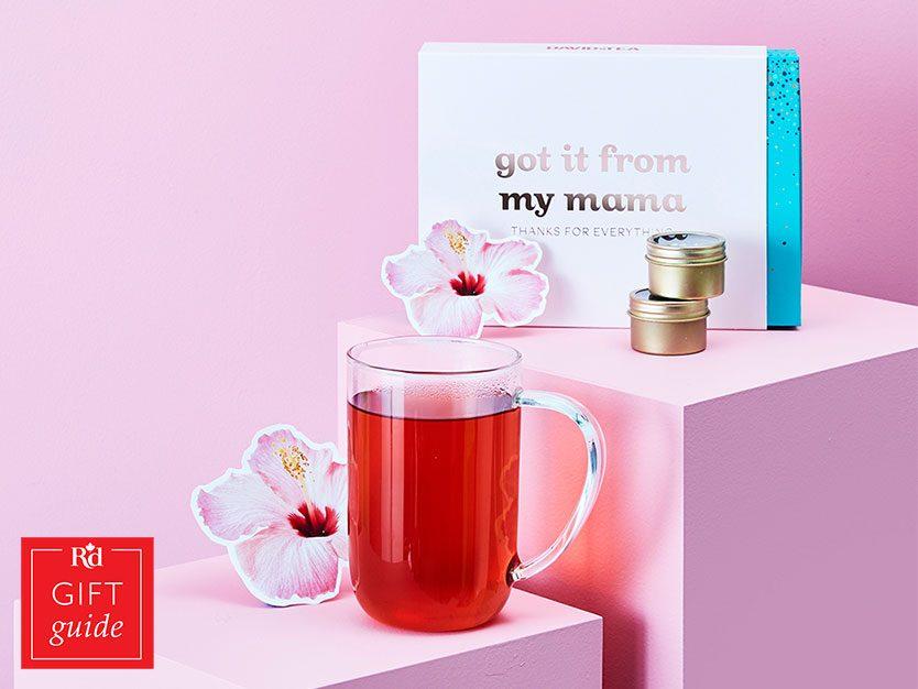Mother's Day gifts - David's Tea sampler