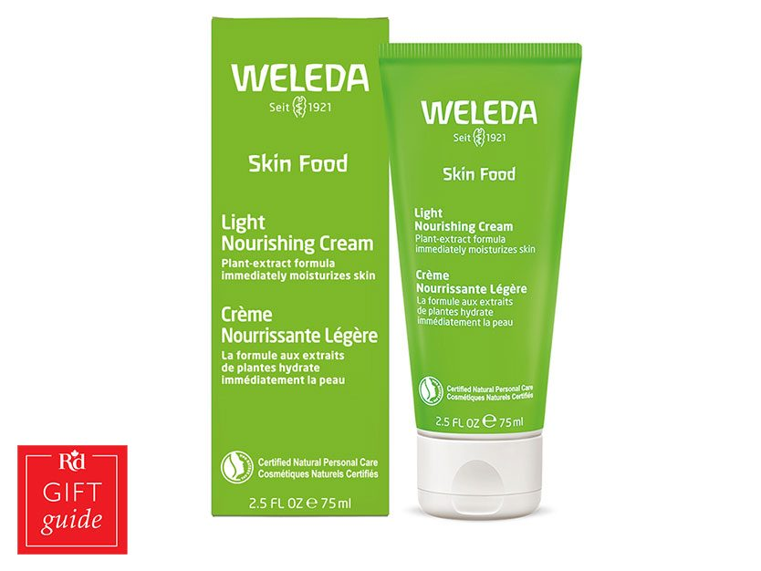 Mother's Day gifts - Weleda light nourishing Skin Food