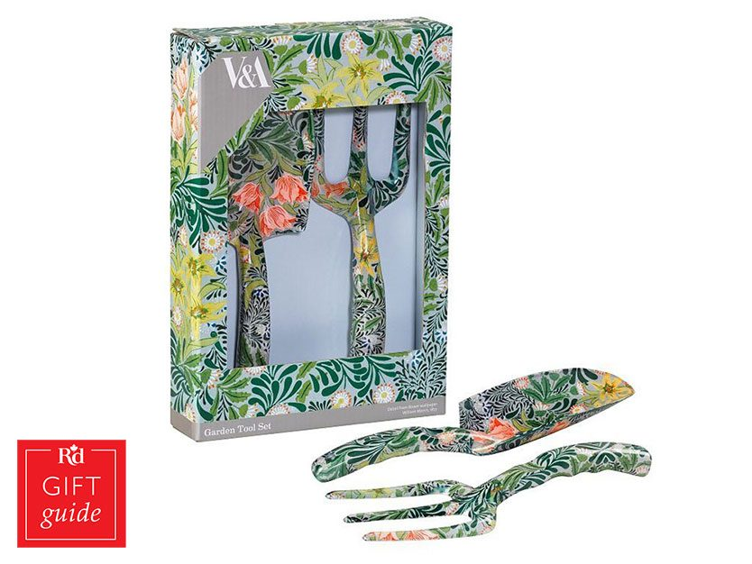 Mother's Day gifts - William Morris garden tool set