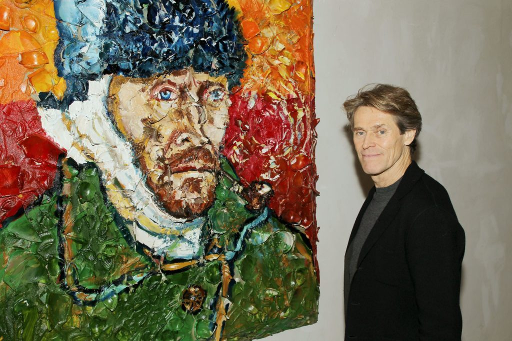 """New York Special Screening and Reception for CBS Films' """"At Eternity's Gate"""" directed by Julian Schnabel, USA - 10 Nov 2018"""