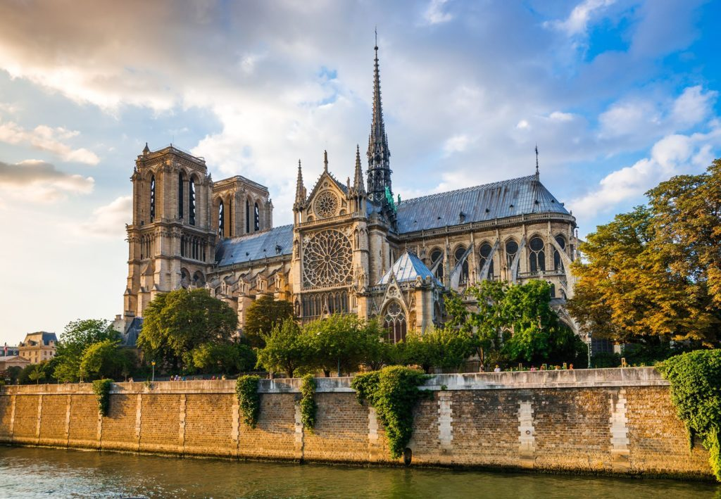 This Is How Long It Took to Build Notre Dame