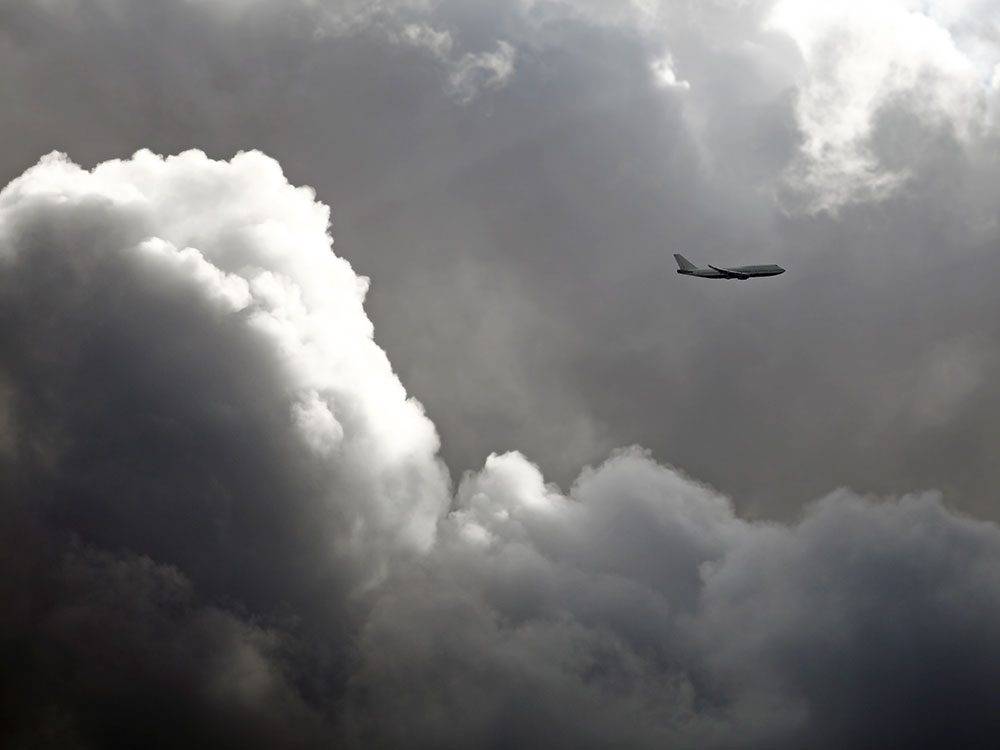 Pilots secret phrases - air pocket meaning