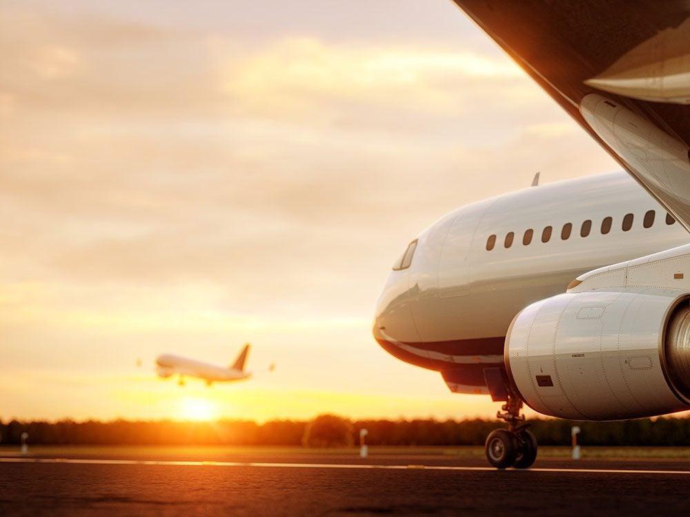 Pilots secret phrases - jumpseat