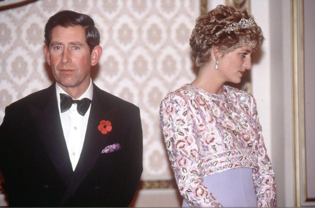 Prince Charles and Princess Diana Tour of South Korea - 1992