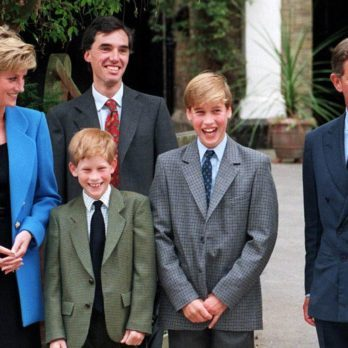 The Reason Diana Thought Harry Would Make a Better King Than William
