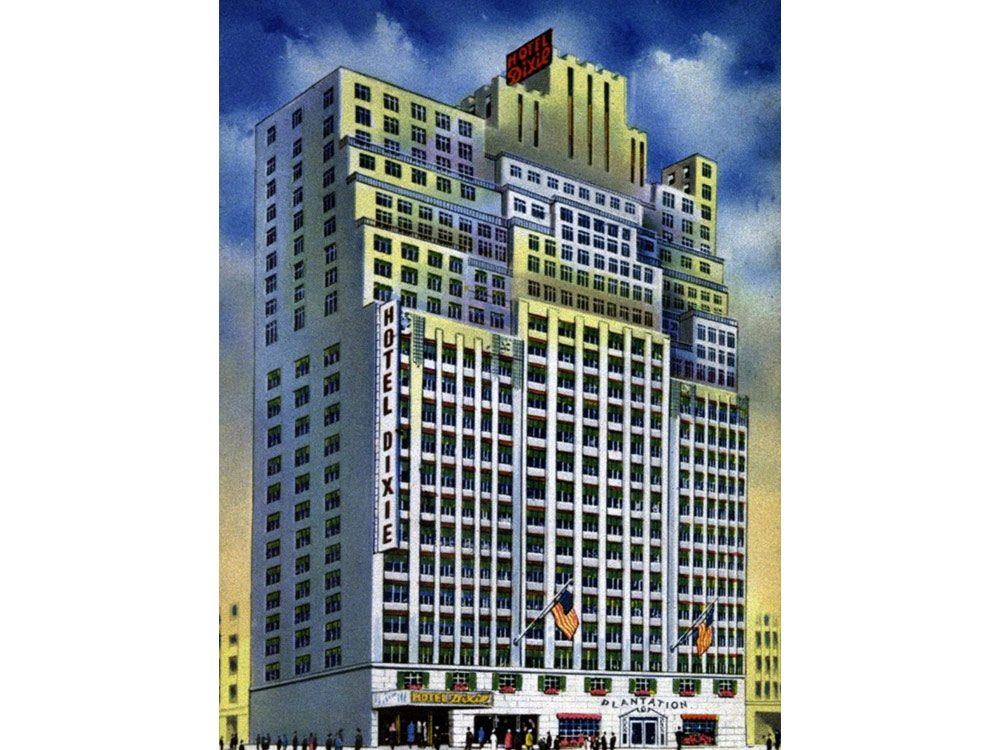 Illustration of Carter Hotel