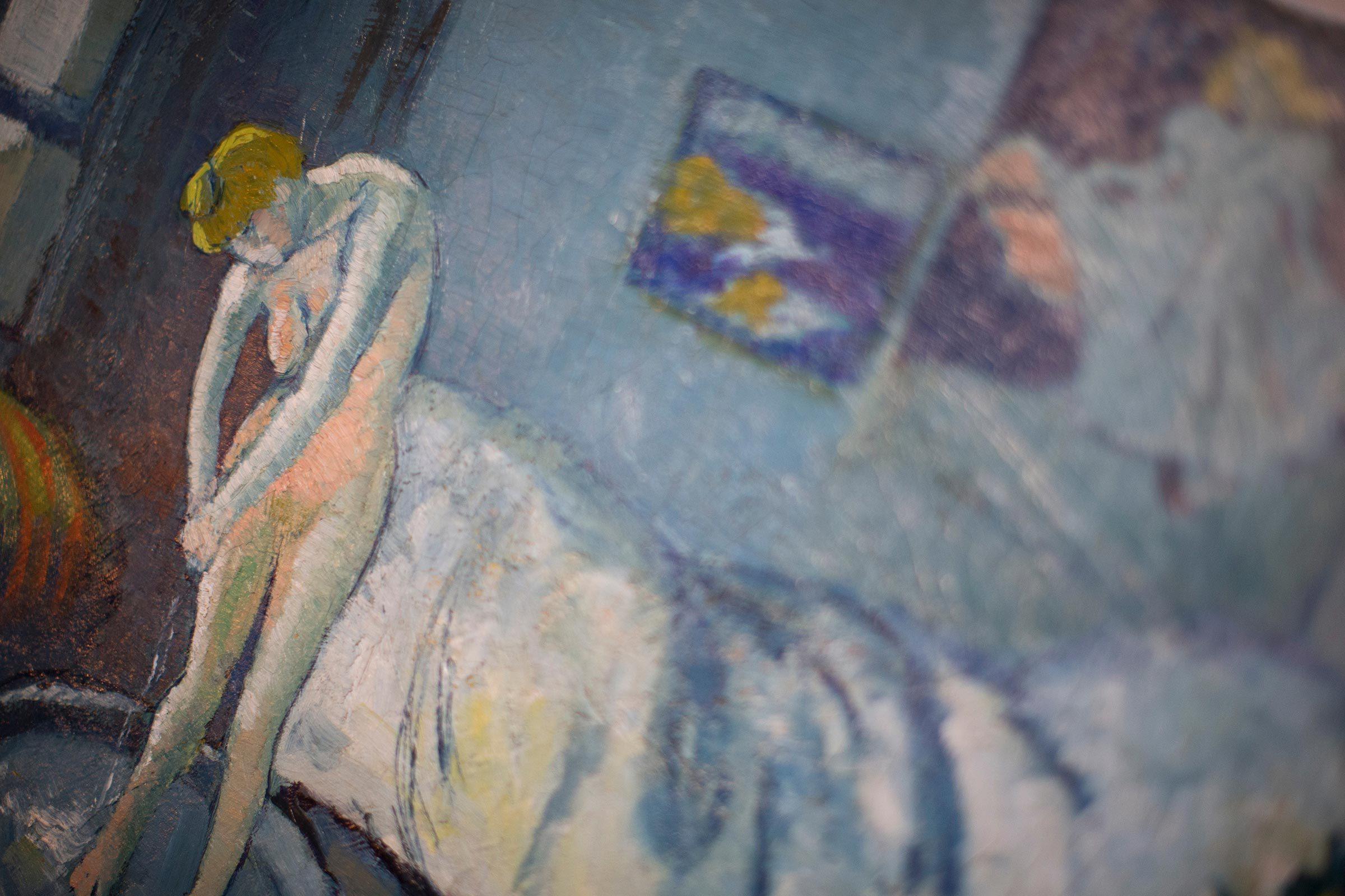 Art Picasso Hidden Painting, Washington, USA