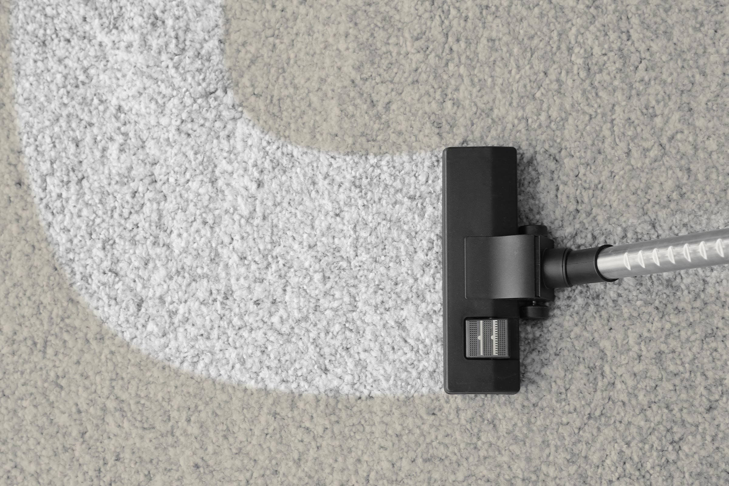 9 Places You're Not Vacuuming—But Should Be