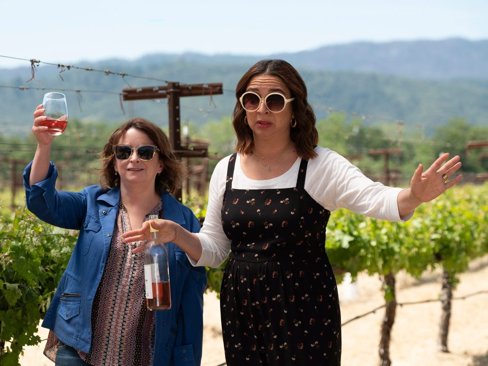 "Netflix Canada's ""Wine Country"""