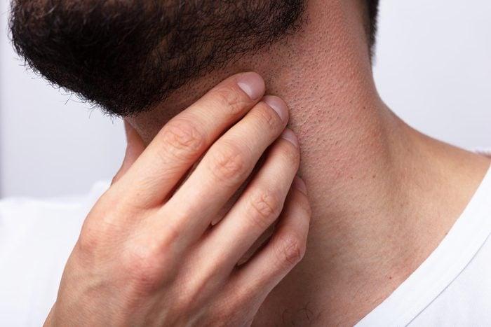neck lump