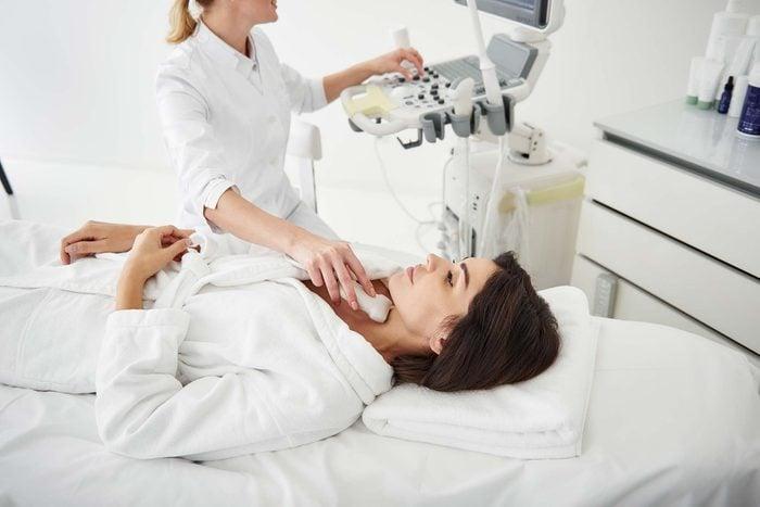 thyroid neck ultrasound