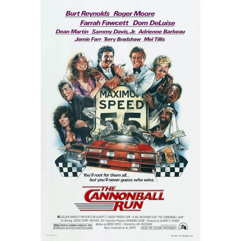 Cannonball-Run-Car