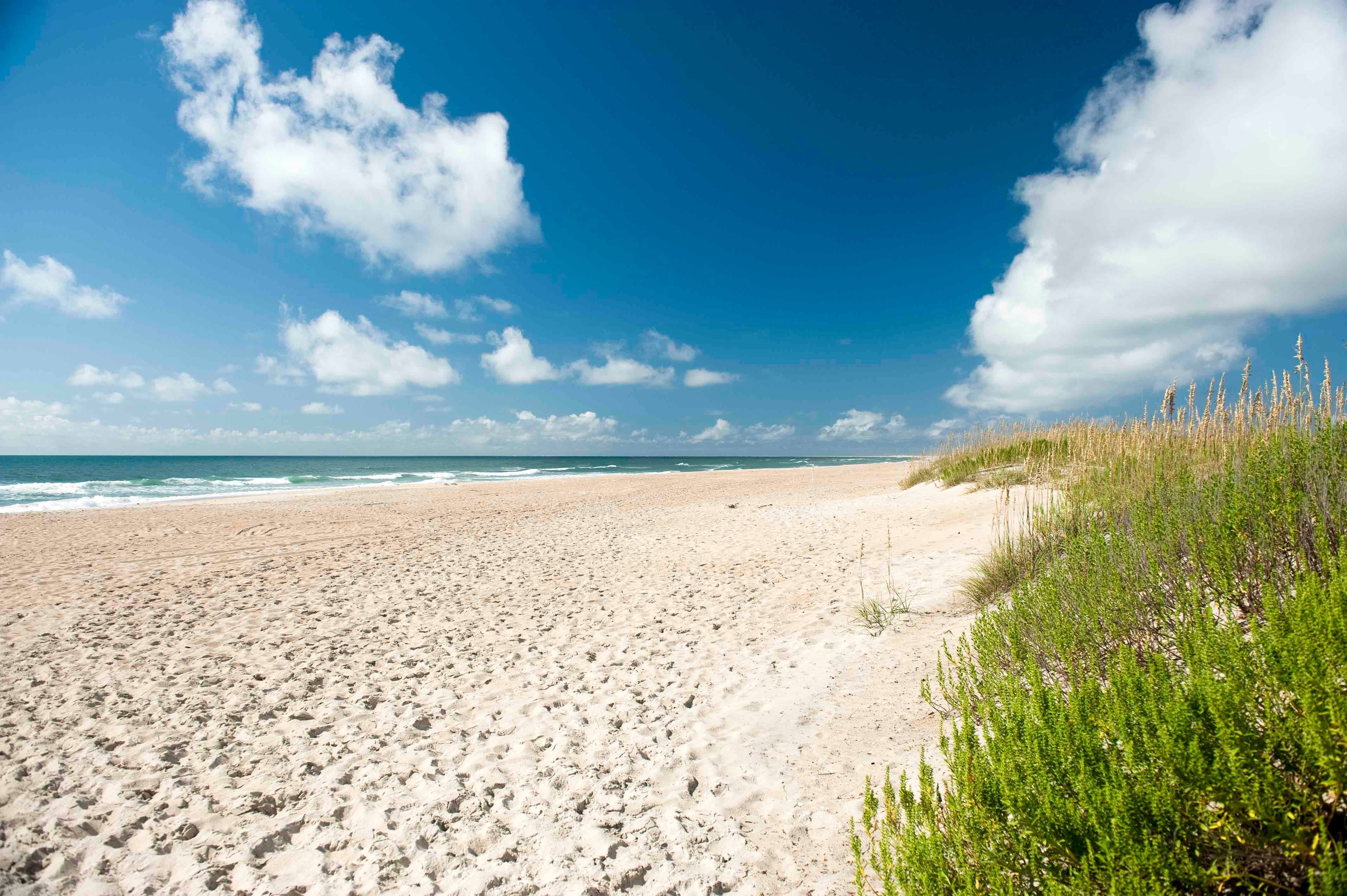 North Carolina beach crystal coast