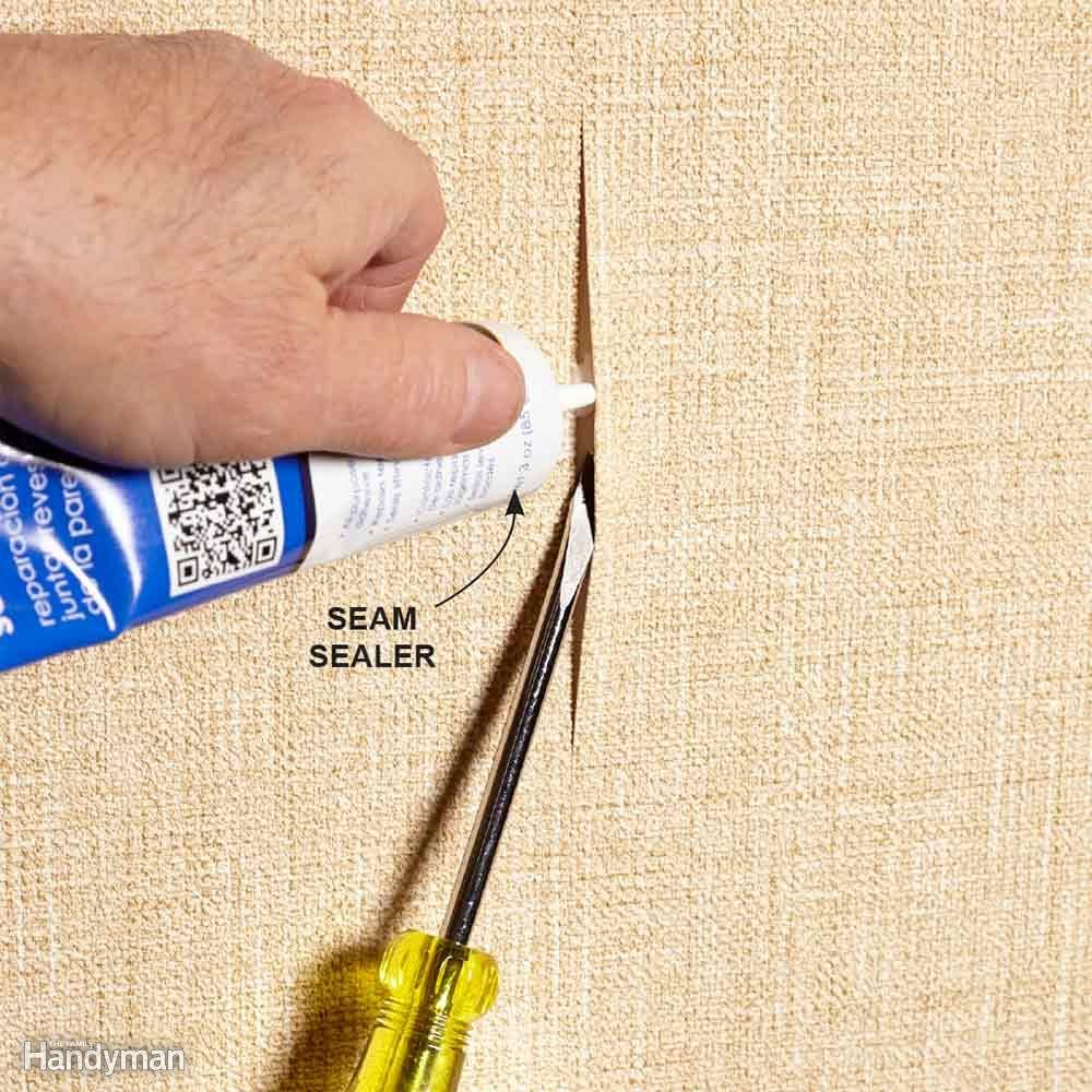 Fix a Wallpaper Seam