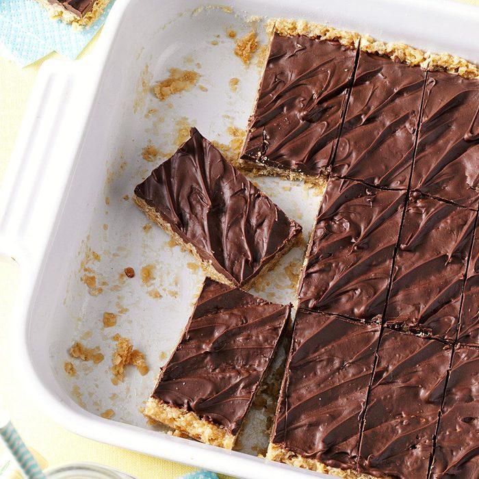 Microwave tricks - Microwave Oatmeal Bars