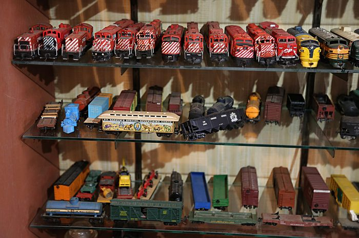 Diesel train collections