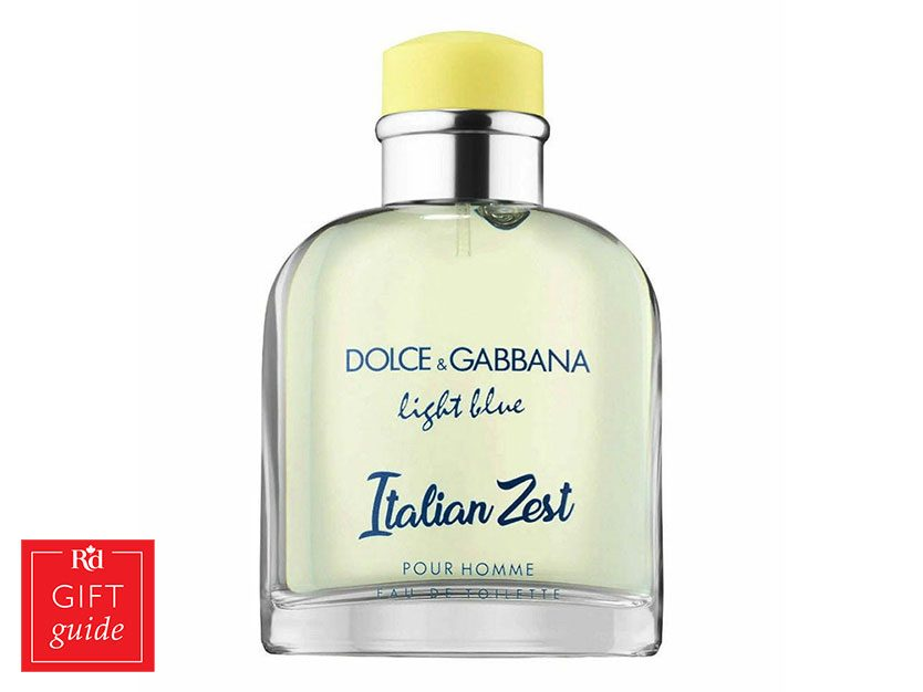 Father's Day gift guide - Dolce & Gabbana Italian Zest Light Blue