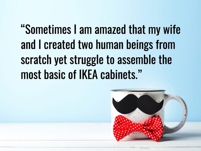 Funny Father's Day Quotes - Ikea