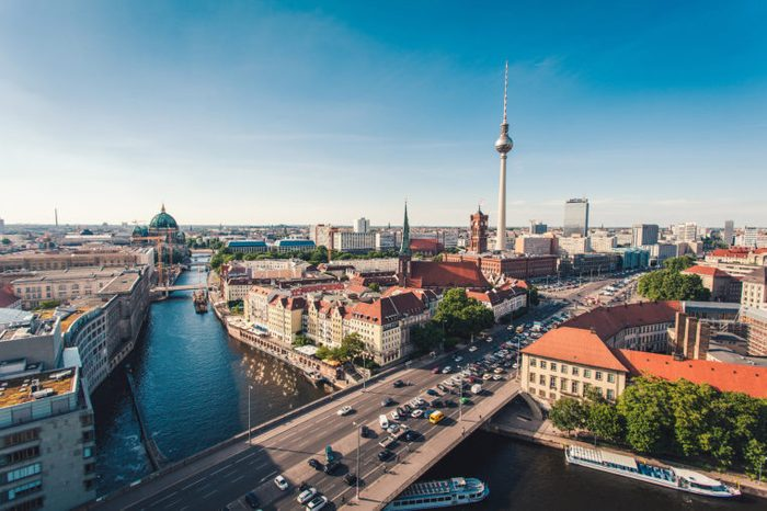 Berlin Cityscape, Germany