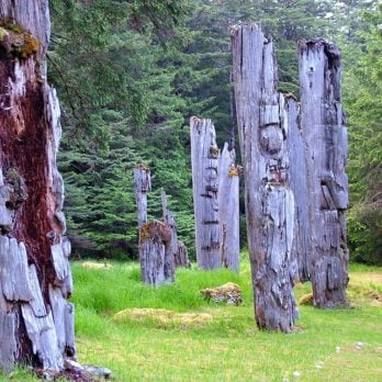 How the Watchmen of Haida Gwaii Preserve the Past