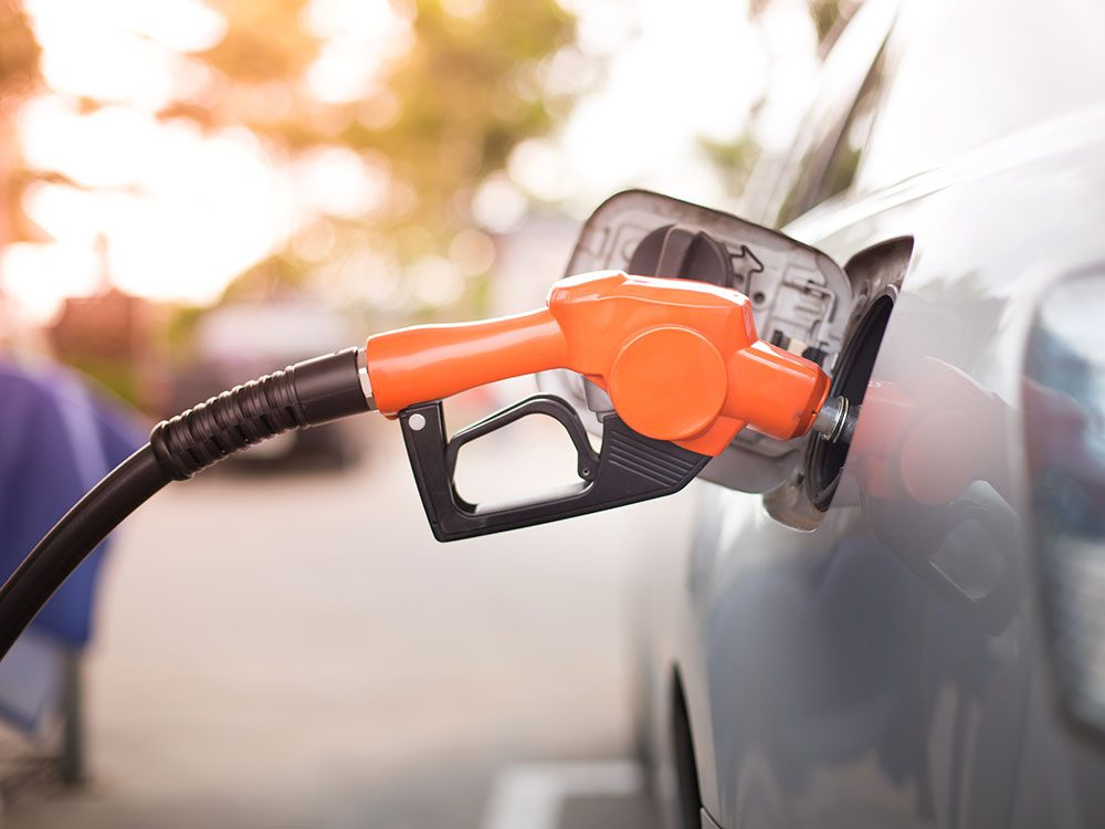 How old is too old for gas?