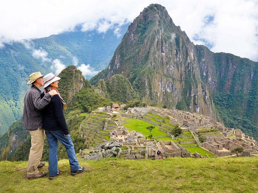 Machu Picchu facts - Huayna Picchu mountain